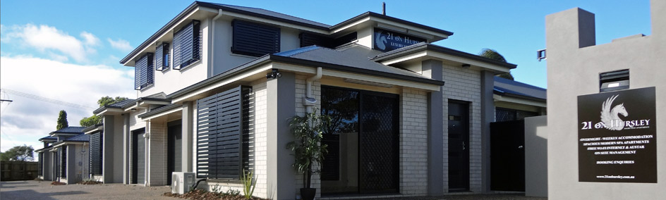 Luxury Serviced One and Two Bedroom En suite Apartments in Toowoomba