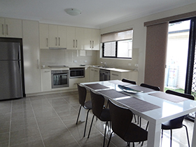 2 Bedroom Self Contained Apartment with Ensuite at 21 on Hursley