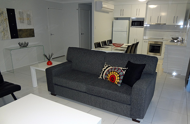 Luxury Apartment Accommodation in Toowoomba
